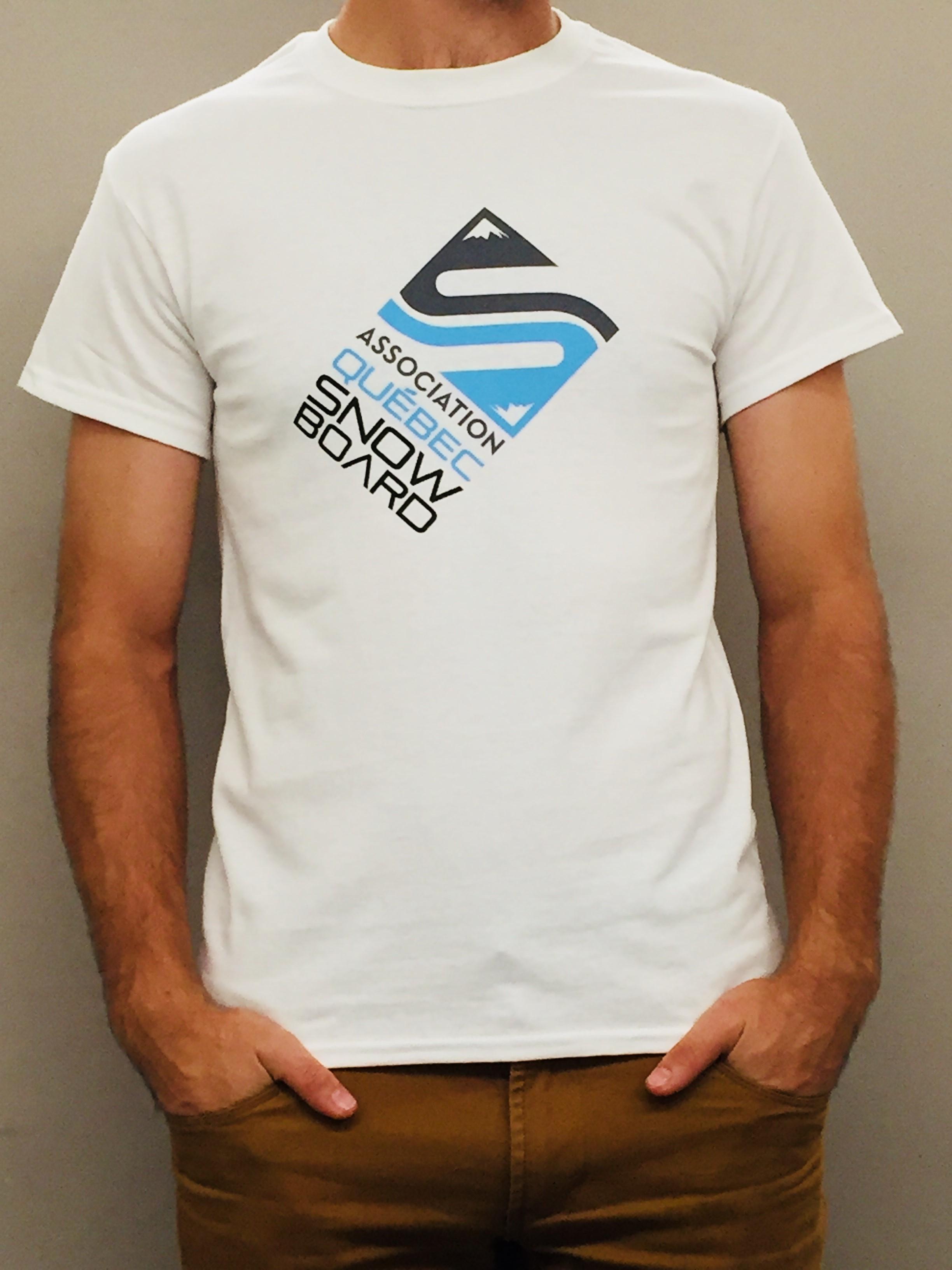 T-shirt homme AQS